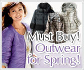 Must Buy! Outwear for Spring!
