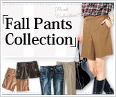 Fall Pants Collection