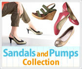 Sandals and Pumps Collection