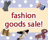 Fashion goods sale