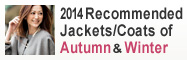Recommended Jackets/Coats of 2014 Autumn &Winter