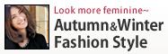 Autumn&Winter Fashion Style